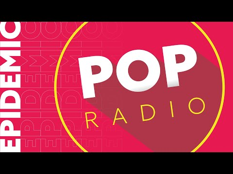 Epidemic Pop Live Stream 🔴🎉 24/7 Pop Live Radio  🎶