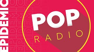 Epidemic Pop Live Stream 🔴🎉 24/7 Pop Live Radio  🎶