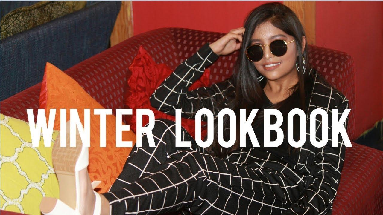 [VIDEO] - Winter Lookbook | Princy Surana 2