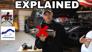What is a EGR Delete? Why should I delete this on a Duramax