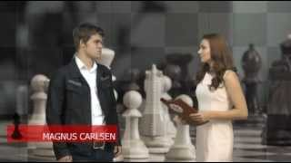 Chess King Magnus Carlsen - Interview about Forex Investing