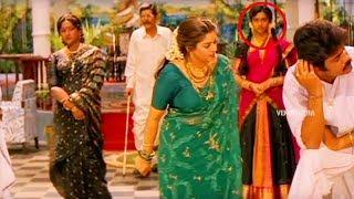 Nagarjuna All Time Super Hit Telugu Full Movie Part - 7 | Nagarjuna, Nagma, Meena | Venditera