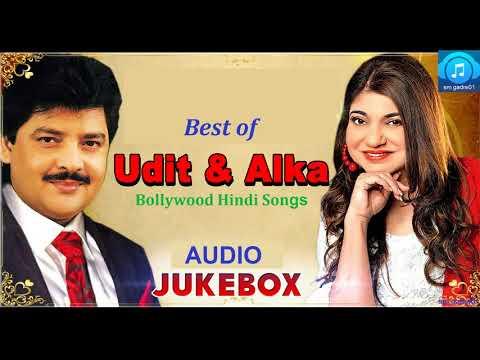 Best Of Udit Narayan & Alka Yagnik Bollywood Hindi Songs Jukebox Hindi Songs