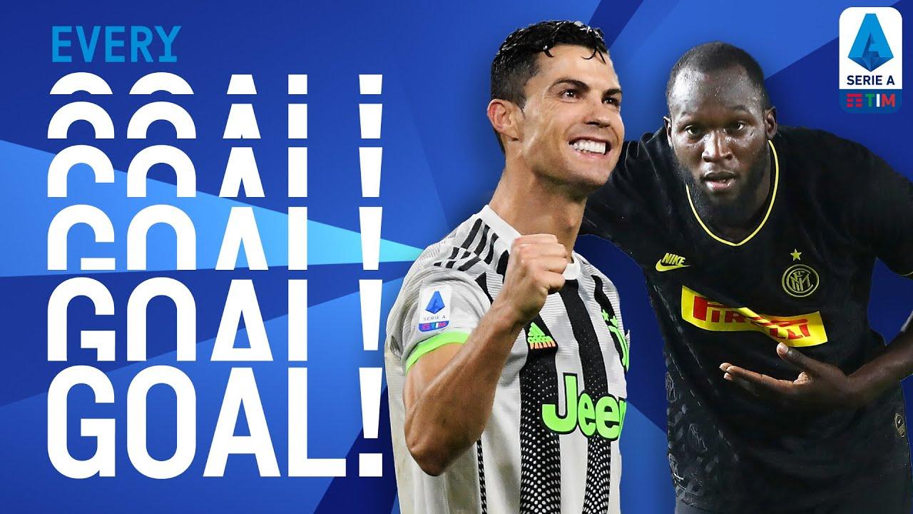Ronaldo's Late Winner & Lukaku Scores AGAIN! | EVERY Goal Round 10 | Serie A