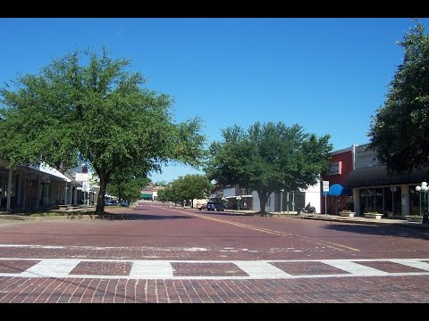 """Downtown"" - Music Video Featuring Downtown Commerce, Texas"