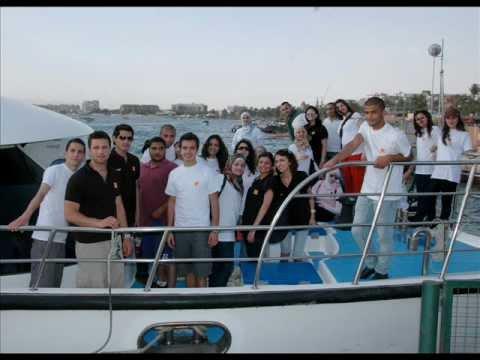 Marketing trip II / The University of Jordan