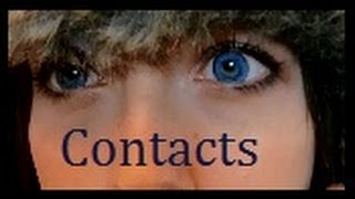☼ Blue Contacts