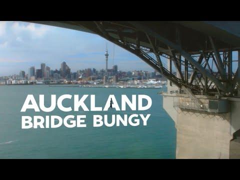 Auckland Bridge Bungy - Auckland, New Zealand