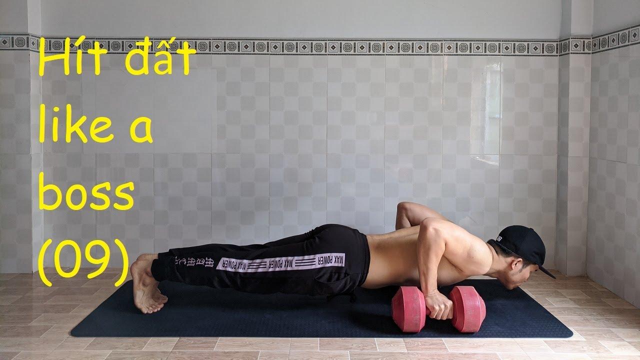 Tập Workout Không Cần Dụng Cụ – Tập Cơ Ngực Tối Ưu Bằng Cách Hít Đất Tại Nhà (09)