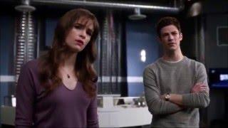 The Flash 2x18 - Snowbarry scenes