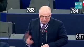 EU seeking justifications for its defence ambitions - James Carver MEP