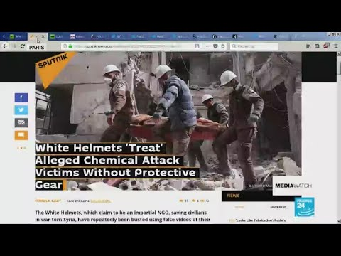 How Syrian and Russian media are covering the chemical attack in Eastern Ghouta
