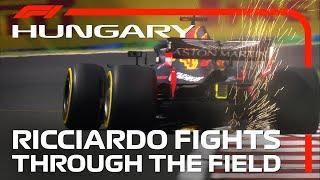 2018 Hungarian Grand Prix: Ricciardo's Rollercoaster Race