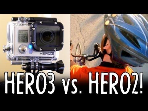Camera Test: New GoPro Hero3 vs. Hero2 / Software Review: FilmConvert : Indy News December 24, 2012