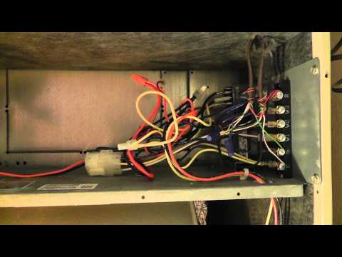 Low voltage fuse/troubleshooting in air handler from thermal
