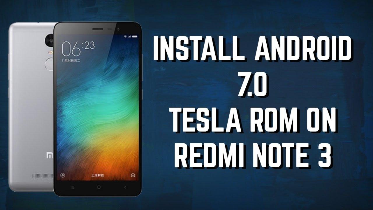 Rom Google Pixel Cho Redmi Note 5