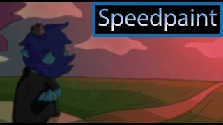 ",,Silly Letters"" - speedpaint"