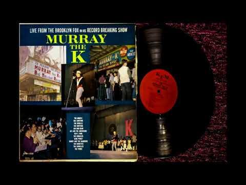 Murray The K. at the Brooklyn Fox