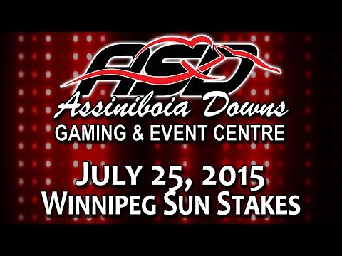 Assiniboia Downs (July 25, 2015 - Race 8) Winnipeg Sun Stakes