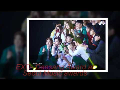 2015 EXO - All Award EXO received in 2015 - EXO we are one in MAMA 2015