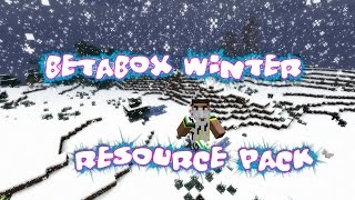 Minecraft- BetaBox Winter Resource Pack 1.8 Thumbnail