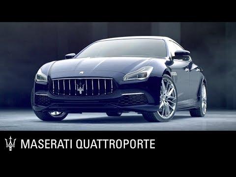 Maserati Quattroporte. A world of possibilities