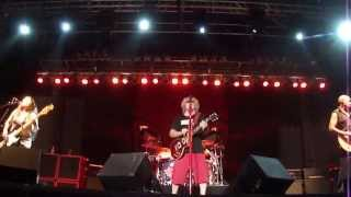 "Sammy Hagar & The Wabos ""Mas Tequila/Knockdown Dragout-(New) 7-27-13 Del Mar Racetrack"