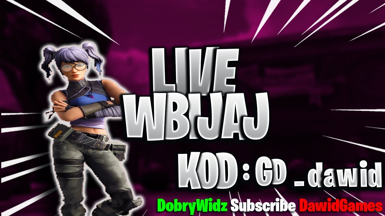 Customy topmodel z widzami(road to 1900sub)#topmodel#Customy#fortnite#polska#live#nażywo#polska