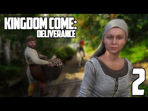 COME TO MAMA | Kingdom Come: Deliverance Gameplay Let's Play #2
