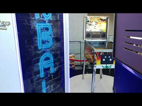 ARCADE 1 UP 3/4 SIZE AT HOME PINBALL GAMES FOR $700 OR LESS @ 2020 TOY FAIR NEW YORK