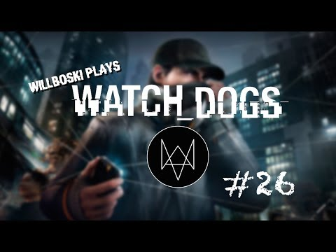 Let's Play Watch Dogs Part 26 - Planting a Bug