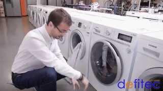 Thomas vous présente les lave-linge
