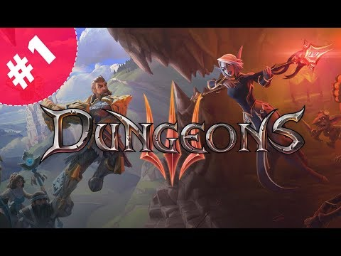 Dungeons 3 #1 It's over 9000!! |