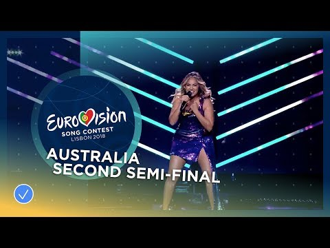 Jessica Mauboy – We Got Love – Australia – LIVE – Second Semi-Final – Eurovision 2018