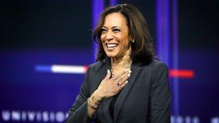 Joe Biden Picks Kamala Harris As Vice-Presidential Candidate