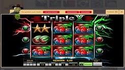 In 7 Min. 70 Freispiele und 272€ Bin Win im Elcarado Triple X Online Casino Slot