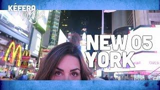 KÉFERA VIAJA - NOVA YORK (parte 5)