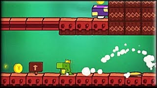 Chompy: The Greedy Crocodile Game