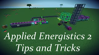 Applied Energistics 2 Tips and Tricks