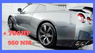 "GTR + 700cv   QV garage ""desafia"" cup turbo do padeiro ...."