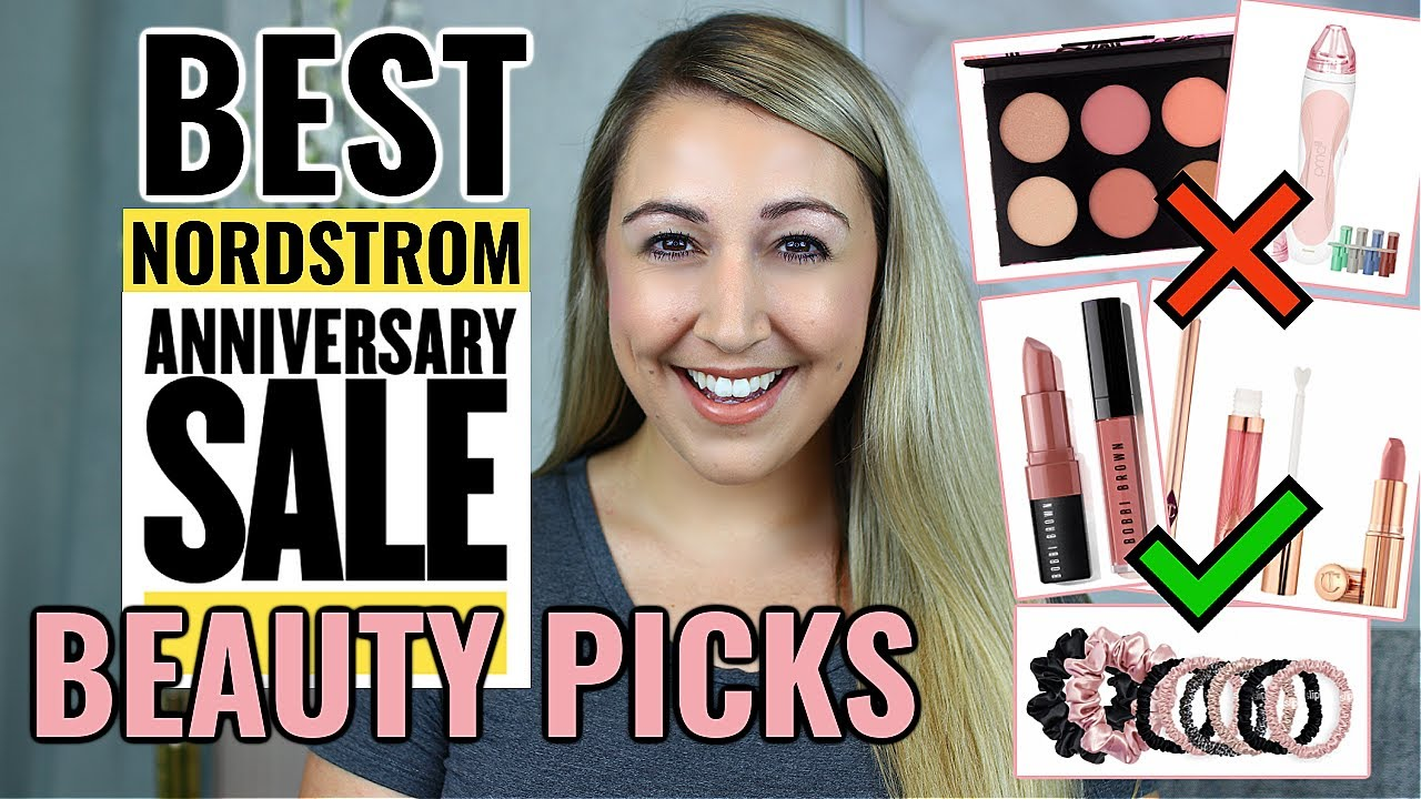 BEST NORDSTROM ANNIVERSARY SALE 2020 BEAUTY PICKS! (And What To AVOID!)