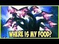 WHERE IS MY FOOD? YOU ALL SEEM TOO TASTY! TOP Lane Cho'Gath vs Maokai Season 9 Ranked Gameplay