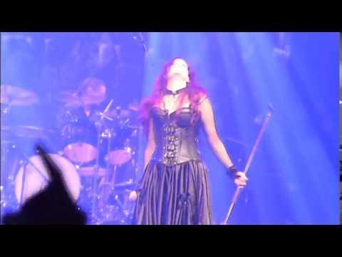 SIRENIA - AILYN - The Path to Decay - live @ MFVF12 Belgium 10/18/2014