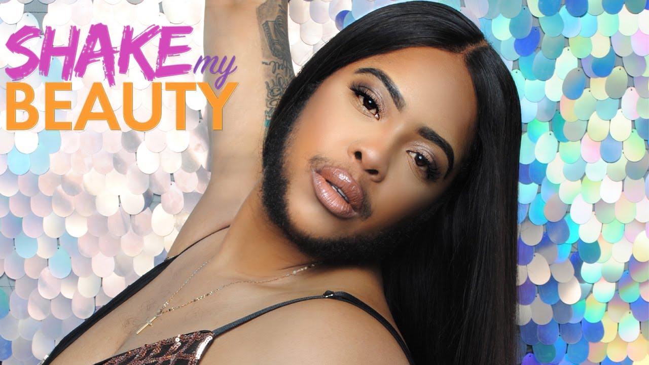 I'm Definitely A Woman - I Just Love My Beard   SHAKE MY BEAUTY