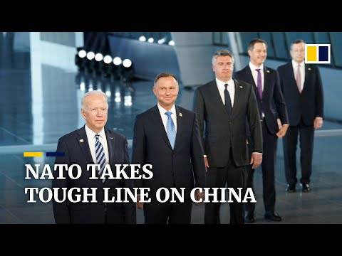 Nato says China presents 'systemic challenges'