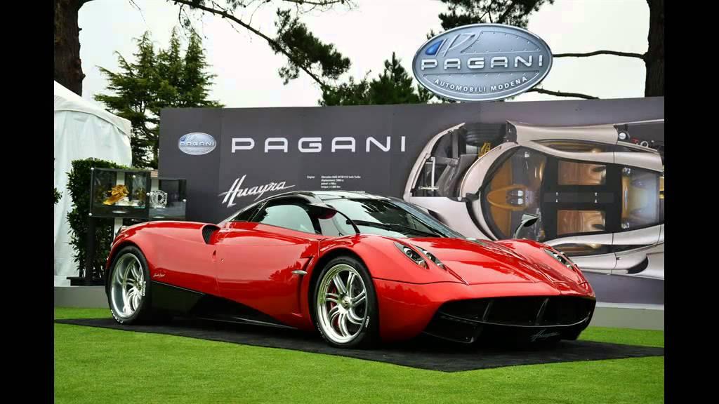Atelier Pagani Automobili! A dream come true! - YouTube