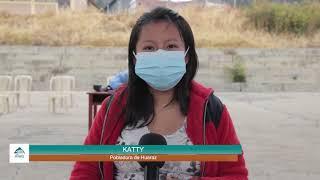Plan Integral de Salud de Áncash: Continúa la jornada de vacunación con apoyo de Antamina