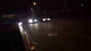 Subaru Impreza GT GF8 vs Audi S3 1/8 Mile Test