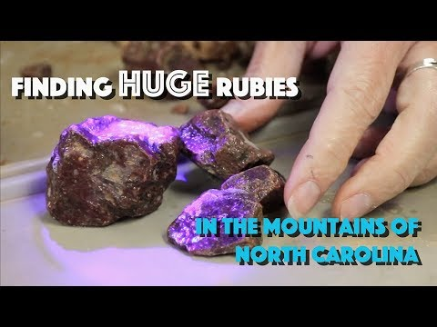 Gem Mining In The North Carolina Mountains