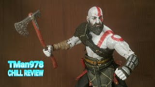 NECA GOD OF WAR 2018 KRATOS CHILL REVIEW